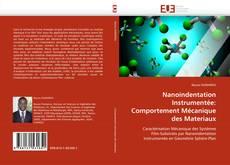 Nanoindentation Instrumentée: Comportement Mécanique des Materiaux kitap kapağı