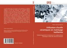 Обложка Utilisation d'outils céramiques en matriçage isotherme