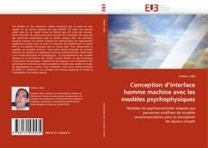 Portada del libro de Conception d''interface homme machine avec les modèles psychophysiques