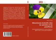 Buchcover von Mécanismes évolutifs chez les pensées et les passiflores