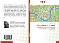 Buchcover von Géographie et graphes