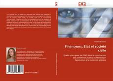Couverture de Financeurs, Etat et société civile