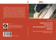 Copertina di Vademecum des traitements dermatologiques chez les équidés