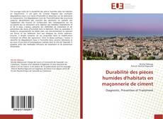 Bookcover of Durabilité des pièces humides d'habitats en maçonnerie de ciment