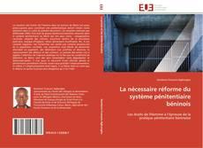 Portada del libro de La nécessaire réforme du système pénitentiaire béninois