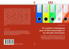 Borítókép a  Un système ontologique pour le Web sémantique et les données techniques - hoz