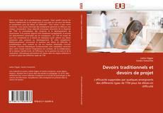Capa do livro de Devoirs traditionnels et devoirs de projet