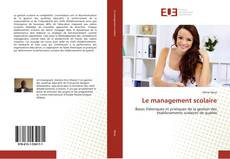 Bookcover of Le management scolaire