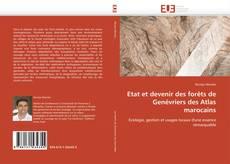 Bookcover of Etat et devenir des forêts de Genévriers des Atlas marocains