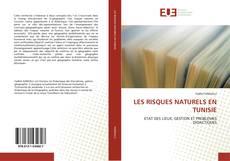 Capa do livro de LES RISQUES NATURELS EN TUNISIE