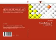 Borítókép a  Perturbations de contractions - hoz