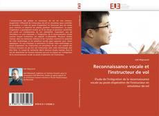 Bookcover of Reconnaissance vocale et l'instructeur de vol