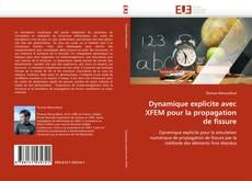 Bookcover of Dynamique explicite avec XFEM pour la propagation de fissure