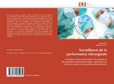 Bookcover of Surveillance de la performance chirurgicale