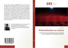 Portada del libro de Prévisualisation au cinéma