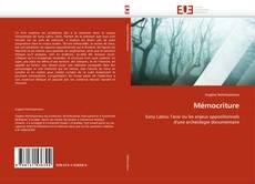 Bookcover of Mémocriture
