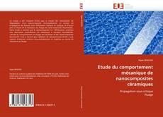 Bookcover of Etude du comportement mécanique de nanocomposites céramiques