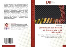 Buchcover von Contribution aux mesures de température et de déformation