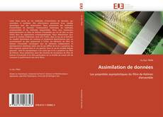 Bookcover of Assimilation de données