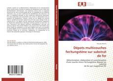 Dépots multicouches fer/tungstène sur substrat de fer kitap kapağı