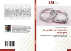 Обложка La gestion de l'infidélité conjugale