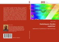 Bookcover of Statistiques d''ordre supérieur