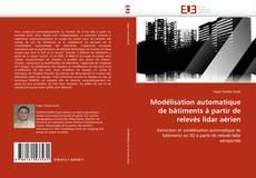 Capa do livro de Modélisation automatique de bâtiments à partir de relevés lidar aérien