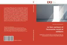 Обложка Le tiers secteurs et l'economie social et solidaire