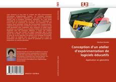 Copertina di Conception d''un atelier d''expérimentation de logiciels éducatifs