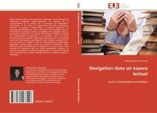 Bookcover of Navigation dans un espace textuel