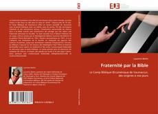 Buchcover von Fraternité par la Bible