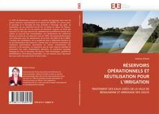 Buchcover von RÉSERVOIRS OPÉRATIONNELS ET RÉUTILISATION POUR L'IRRIGATION