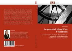 Bookcover of Le potentiel éducatif de l'exposition