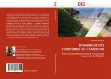 Bookcover of DYNAMIQUE DES TERRITOIRES AU CAMEROUN