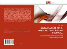 Bookcover of LINEARISABILITE DES 3-TISSUS ET CONJECTURE DE GRONWALL