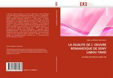 Bookcover of LA DUALITE DE L' OEUVRE ROMANESQUE DE SONY LABOU TANSI