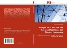 Couverture de Analyse de la Sécurité des Réseaux Electriques par Réseaux Neuronaux