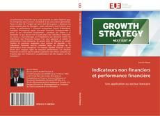 Indicateurs non financiers et performance financière kitap kapağı