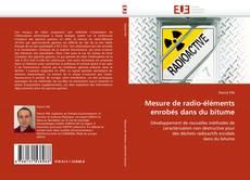 Buchcover von Mesure de radio-éléments enrobés dans du bitume