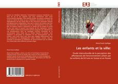 Buchcover von Les enfants et la ville: