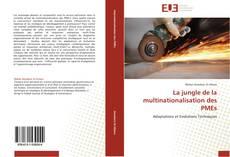 Buchcover von La jungle de la multinationalisation des PMEs