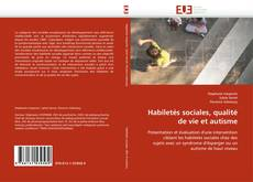 Capa do livro de Habiletés sociales, qualité de vie et autisme