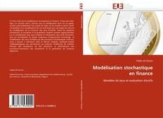 Capa do livro de Modélisation stochastique en finance