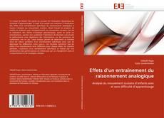 Buchcover von Effets d''un entraînement du raisonnement analogique