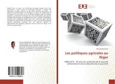 Copertina di Les politiques agricoles au Niger