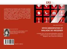 Bookcover of MYOCARDIOPATHIE ET MALADIE DE WEGENER