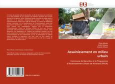 Bookcover of Assainissement en milieu urbain