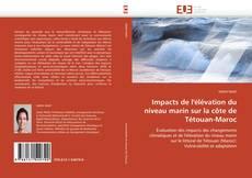 Capa do livro de Impacts de l'élévation du niveau marin sur la côte de Tétouan-Maroc