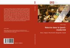 Bookcover of Réécrire dans la (post)-modernité