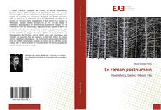 Portada del libro de Le roman posthumain